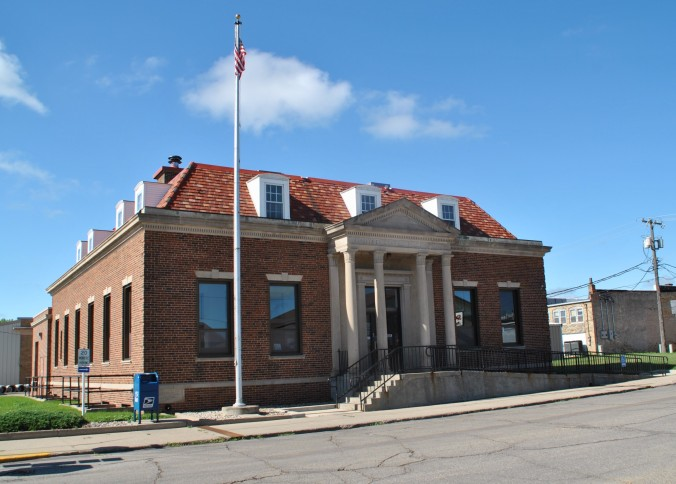 Milbank Post Office