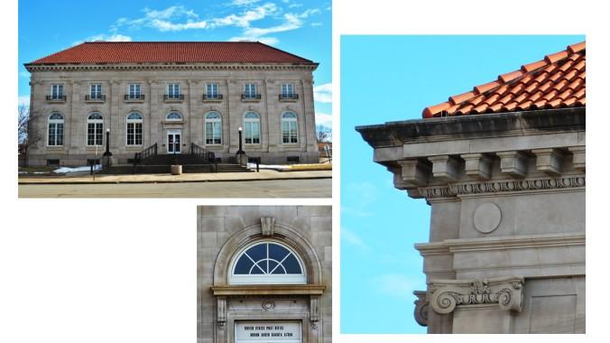 Huron Post Office