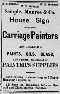 Yankton Press & Daily Dakotaian, July 15, 1882