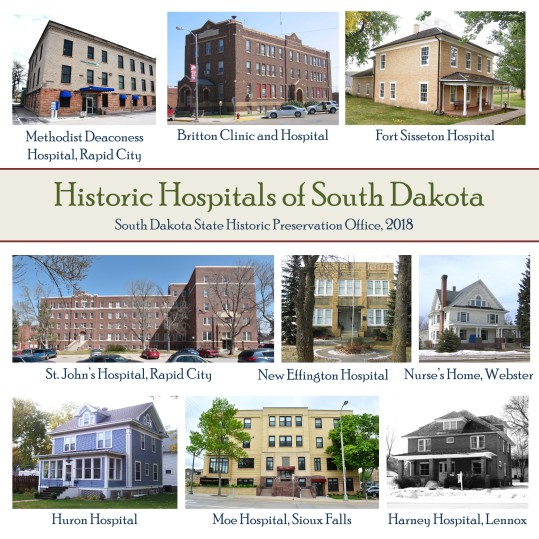 Places of Care and Science: Hospital Buildings in South
